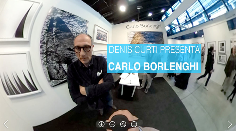 DENIS CURTI presenta CARLO BORLENGHI  al MIA Photo Fair – STILL Fotografia #miafoto2017